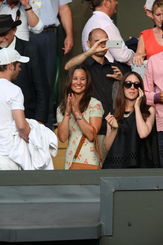 Pippa Middleton al Royal Box di Wimbledon13