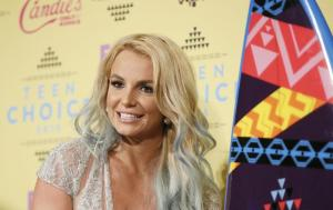 Britney Spears, abito scollato ai Teen Choice Awards 1