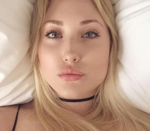 Hayley, figlia David Hasselhoff, star curvy in passerella FOTO