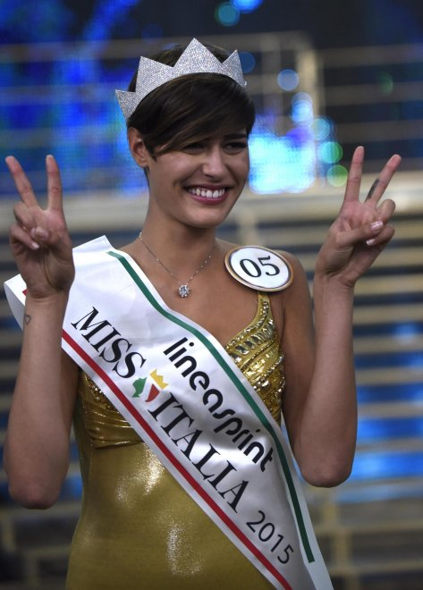 Alice Sabatini è la nuova Miss Italia FOTO