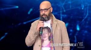Tú Sí Que Vales: Sandro Ungaro canta per la figlia scomparsa