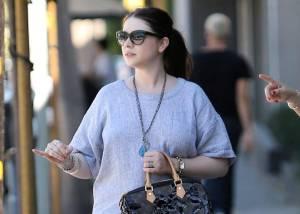 Michelle Trachtenberg ingrassata: Georgina di Gossip Girl FOTO