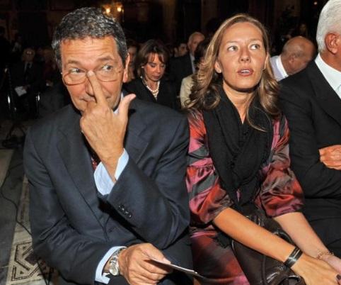 Ignazio Marino, chi è la moglie Rossana Parisen Toldin FOTO