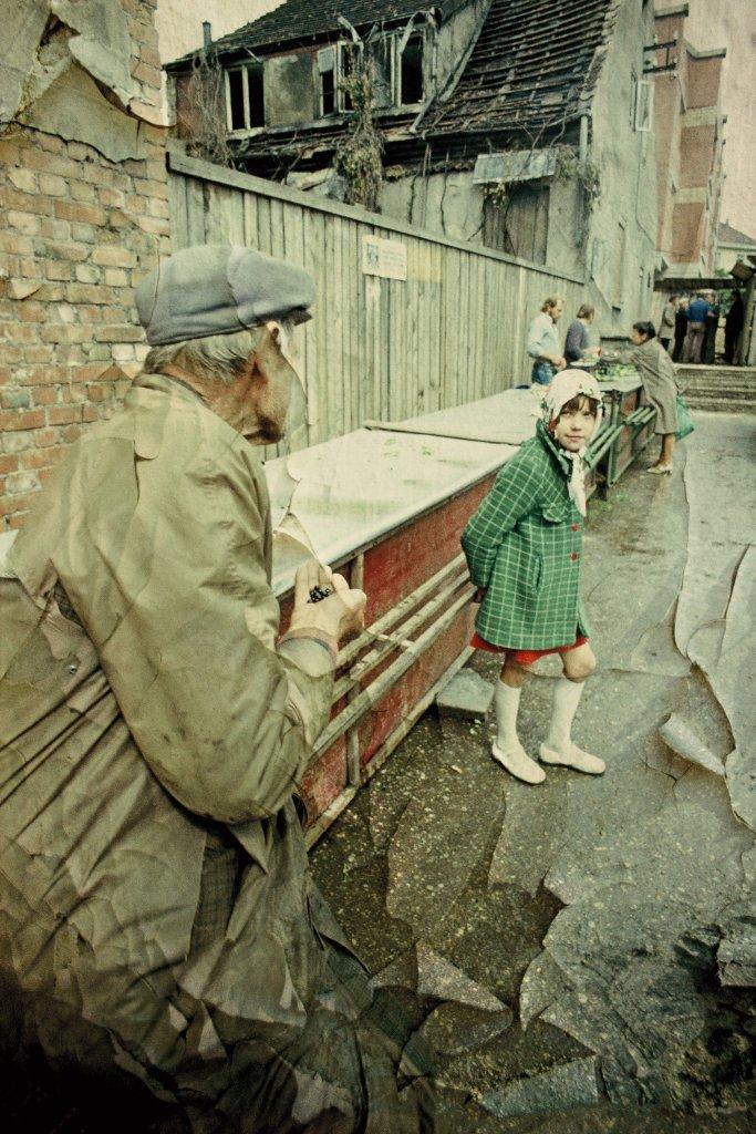 Scostumista, Opening al Madre Museo: Boris Mikhailov