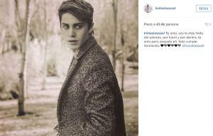 Martina Stoessel (Violetta), fratello Fran fa impazzire fan FOTO