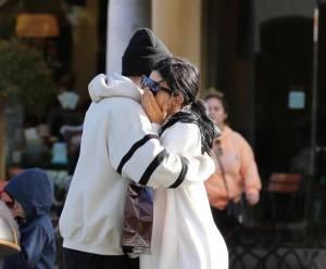Kylie Jenner, crisi con Tyga? A passeggio con un altro uomo FOTO l