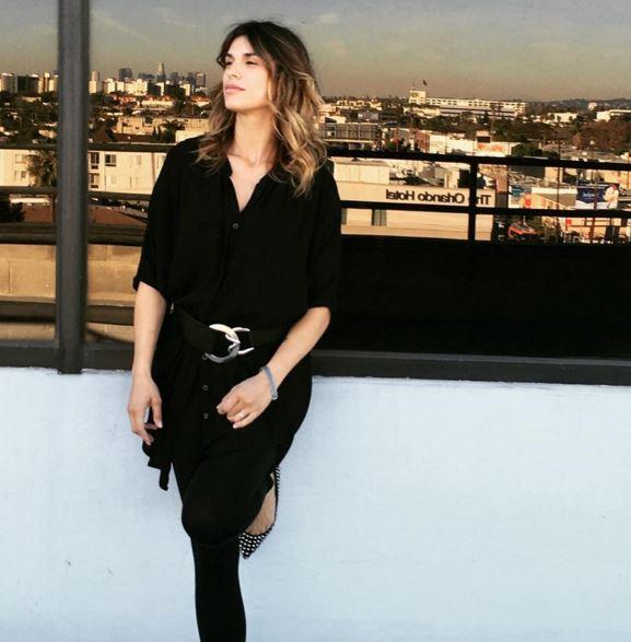 Elisabetta Canalis con lo shatush: nuovo look FOTO