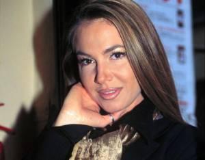 Fedrica Panicucci, come era e come è FOTO
