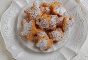 Carnevale: Cuori, Stelle e Fiorellini alla Mela Cotogna