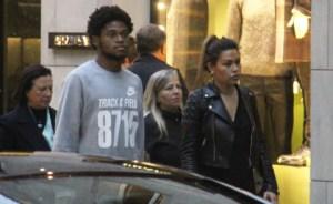 Luiz Adriano: chi è Camilla, moglie del calciatore