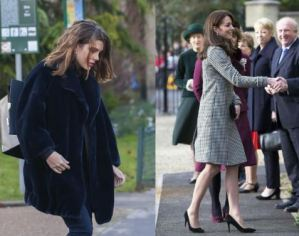 Charlotte Casiraghi, Kate Middleton: look invernali FOTO