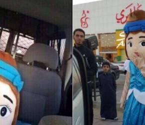 Arabia Saudita, bambola con braccia e volto scoperti: arrestata2