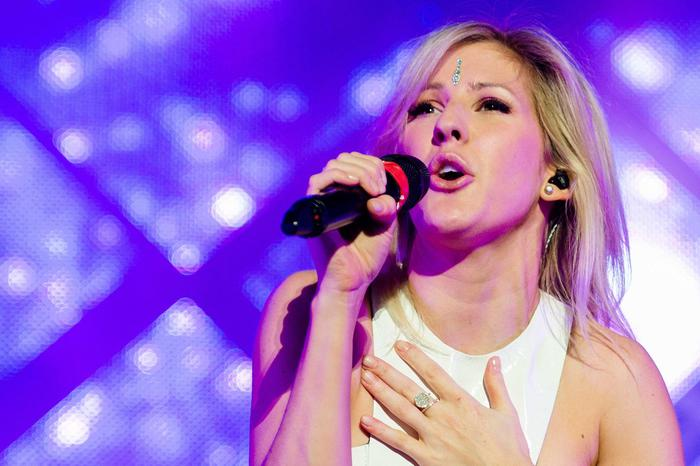 Ellie Goulding, chi è Dougie Poynte, fidanzato della cantante FOTO