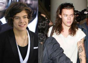 Harry Styles buon compleanno: com'era e com'è FOTO