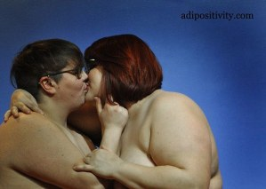 """Coppie over size e gay degne di amare"": FOTO ""Adipositivity""4"