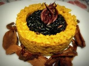 Ricette di riso: Risotto Mari e Monti