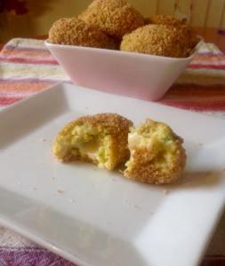 Crocchette di Miglio senza glutine