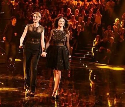 """Laura Pausini-Paola Cortellesi """"conduttrici di Sanremo 2017""""?"""