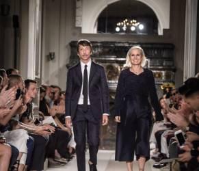 Valentino, Maria Grazia Chiuri lascia, attesa per Dior