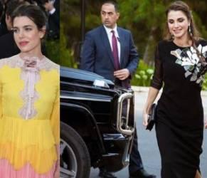 Charlotte Casiraghi, Rania di Giordania: regine di stile FOTO