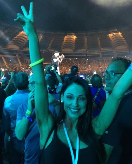 Vasco Rossi e Anna Tatangelo insieme su Instagram FOTO