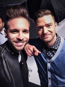 Alessio Bernabei a Hollywood! Insieme a Justin Timberlake FOTO