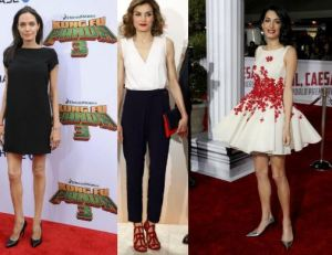 Angelina Jolie, Amal Alamuddin, Letizia Ortiz: belle ma..troppo magre