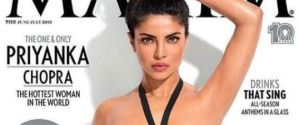 Ascella attrice Bollywood troppo perfetta su Maxim2