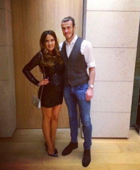 Gareth Bale, chi è la fidanzata Emma Rhys-Jones FOTO