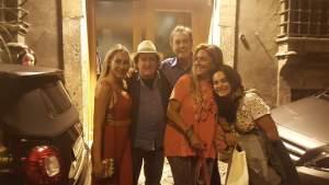Romina Power, Al Bano e Tyrone insieme...Appassionatamente FOTO