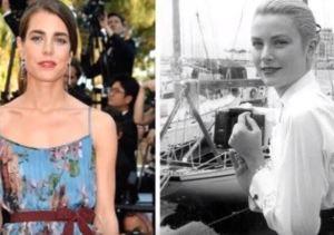 Charlotte Casiraghi e Grace Kelly: due gocce d'acqua VIDEO