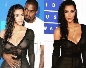 Kim Kardashian dimagrita agli MTV VMA 2016: look da urlo