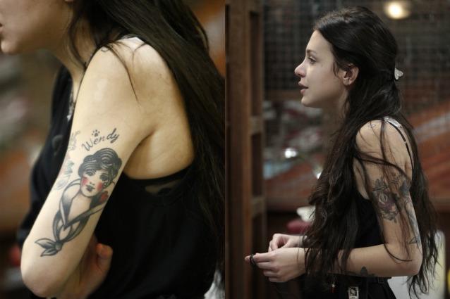 Asia Nuccetelli: il significato nascosto dietro a tatuaggi FOTO