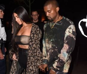 Kim Kardashian, lutto per Kanye West: morto nipote di un anno