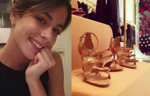 Martina Stoessel sempre più fashion: borsa e scarpe griffate FOTO