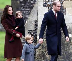 Kate Middleton, il look di Natale indigna: quelle FOTO...