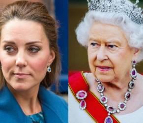 """Kate Middleton, guerra con la regina: """"Le ha rovinato anche..."""""""