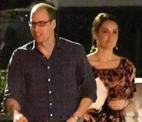Kate Middleton a cena con William e Pippa: il look delude FOTO