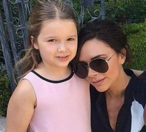 Victoria Beckham, la decisione sulla figlia Harper fa discutere