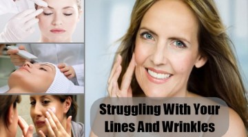 Struggling With Your Lines And Wrinkles