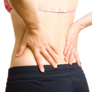 breast pain reduction back