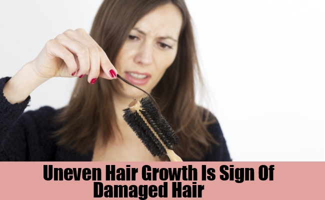 Uneven Hair Growth