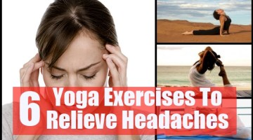 Exercises To Relieve Headaches