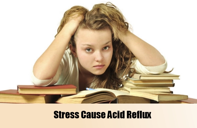 Stress For Acid Reflux