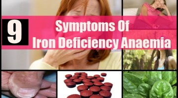Symptoms Of Iron Deficiency Anaemia