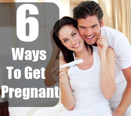 Effective ways to get pregnant with a girl