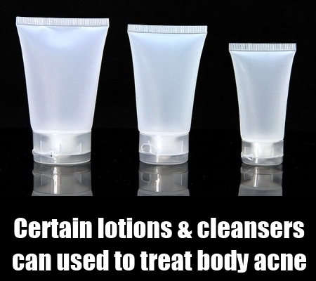 Lotions and Body Cleansers