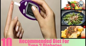 10 Recommended Diet For Type 2 Diabetes