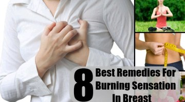 Burning Sensation In Breast