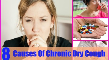 Causes Of Chronic Dry Cough